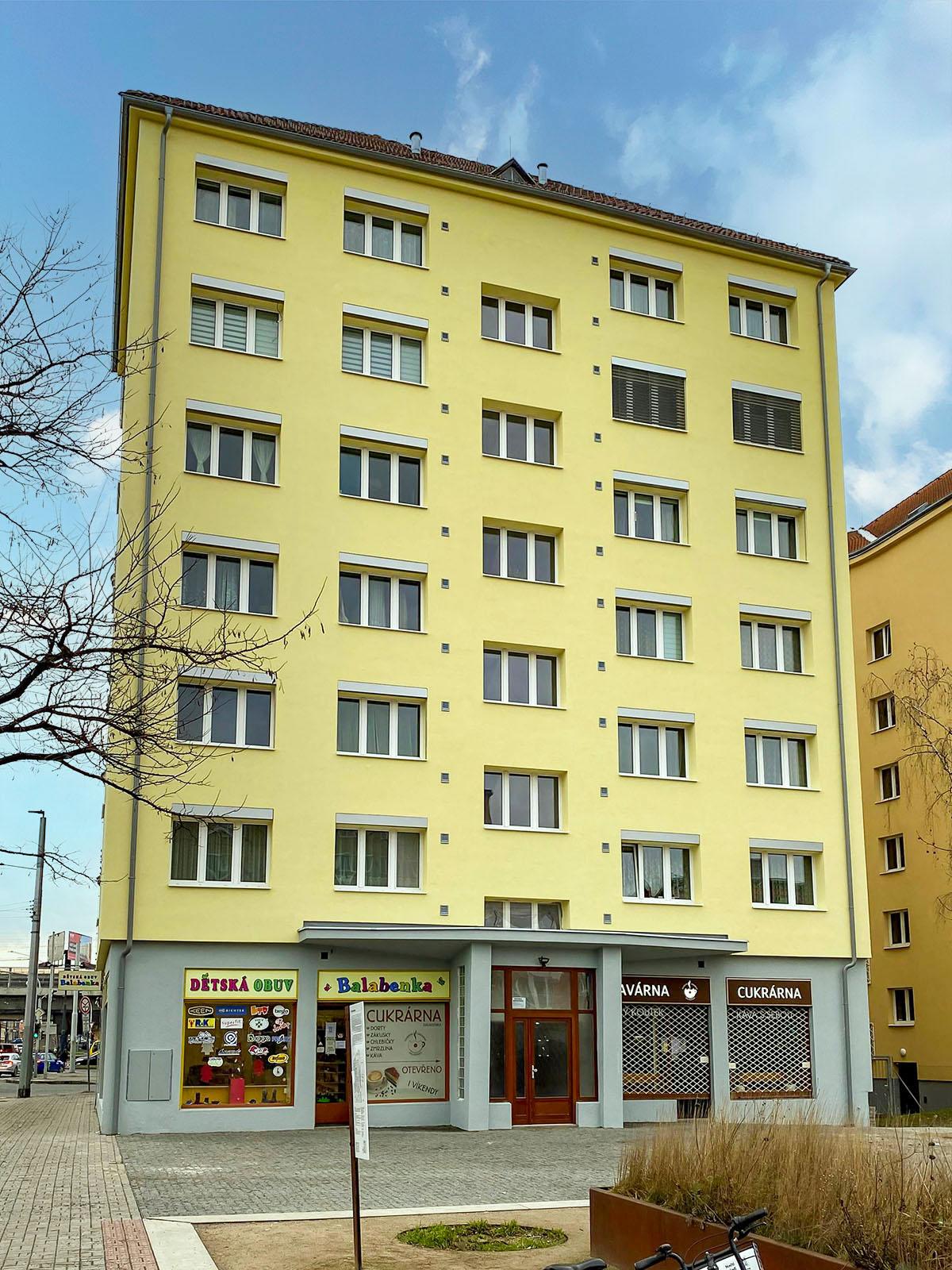 Náměstí Na Balabence 1439/1, Praha