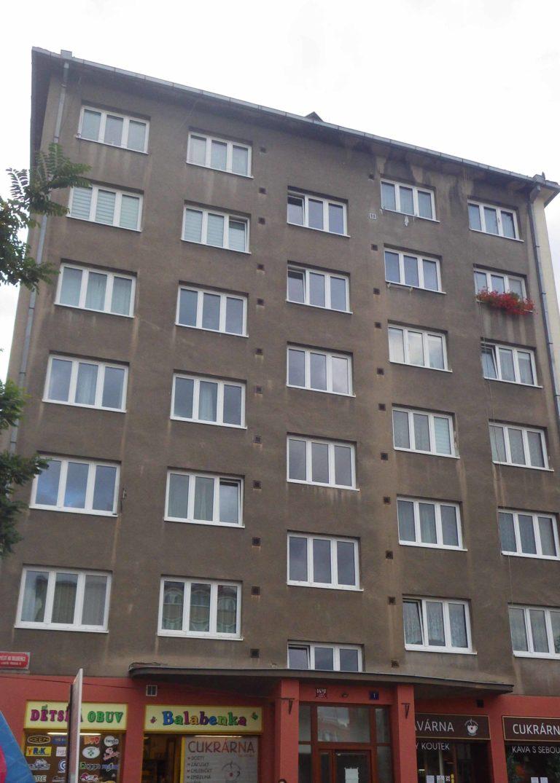 Náměstí Na Balabence, Praha