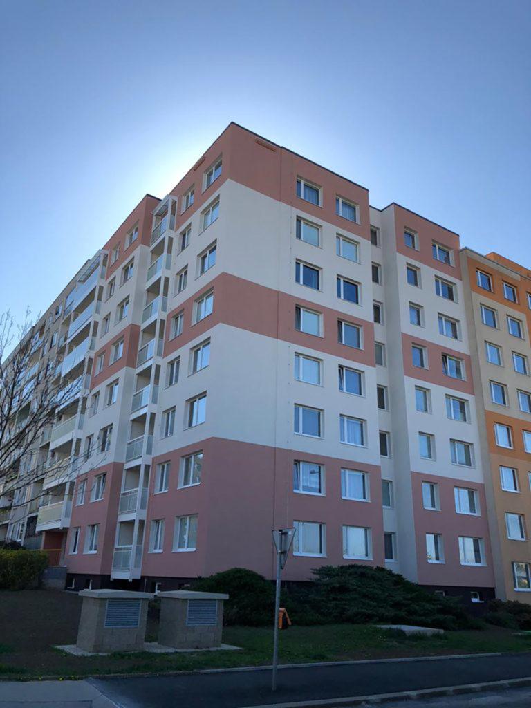 Breitcetlova 883, Praha