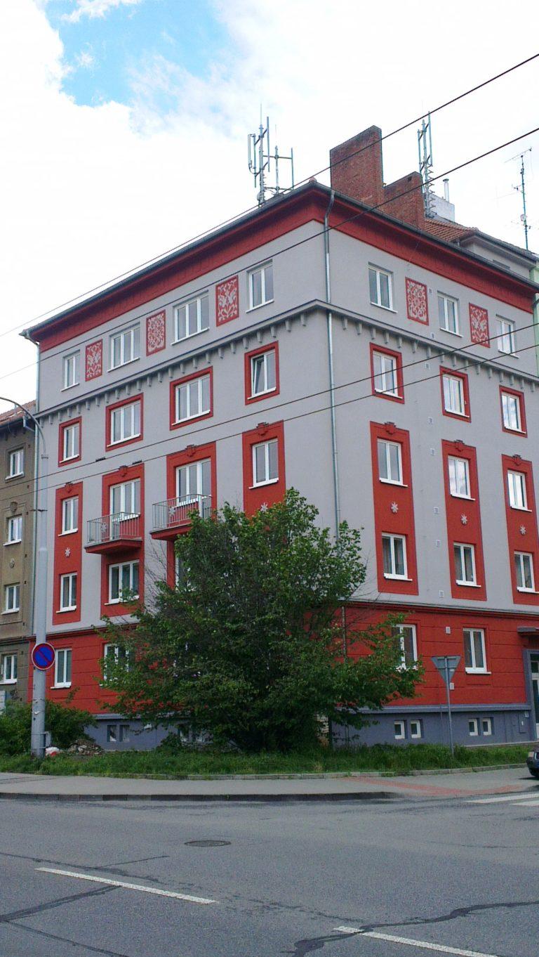 Chládkova 20, Brno