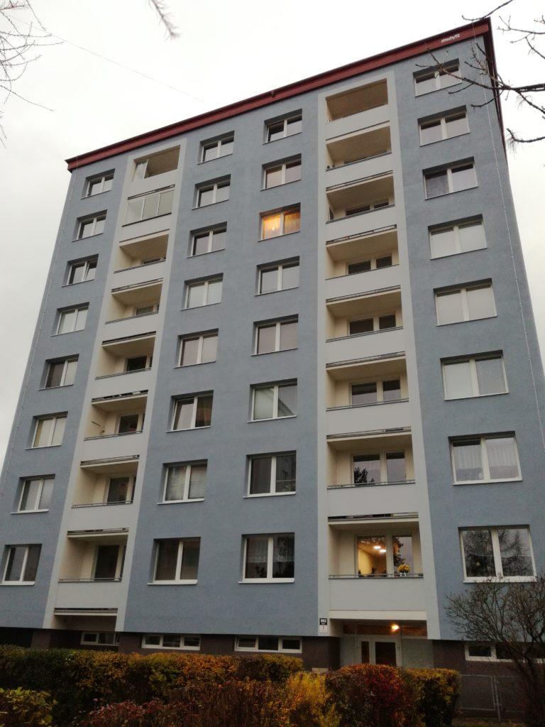Kuršova 982/7, Brno