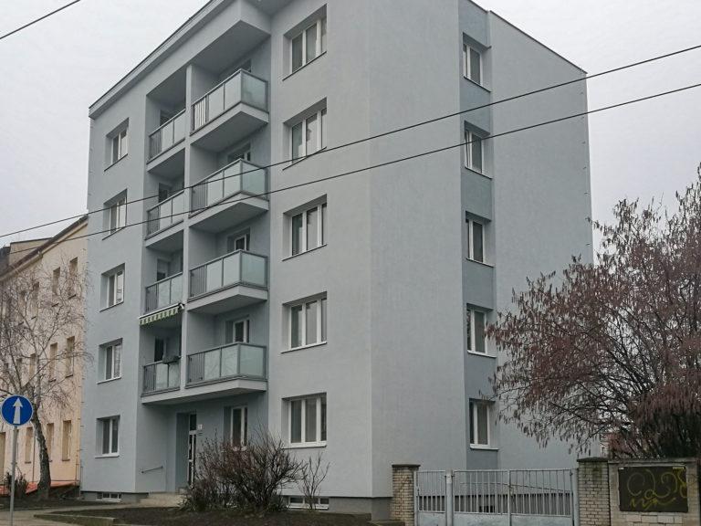 Srbská 2634/28, Brno