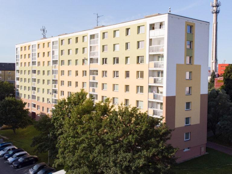 Jak na údržbu zateplené fasády?