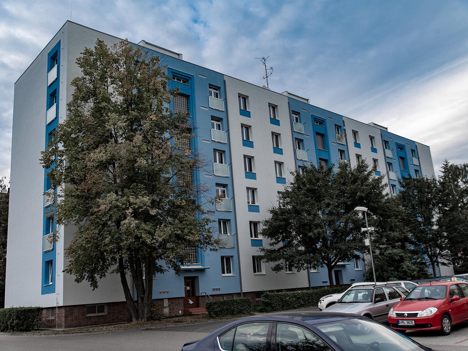 Foerstrova 24, 26, 28 - Olomouc