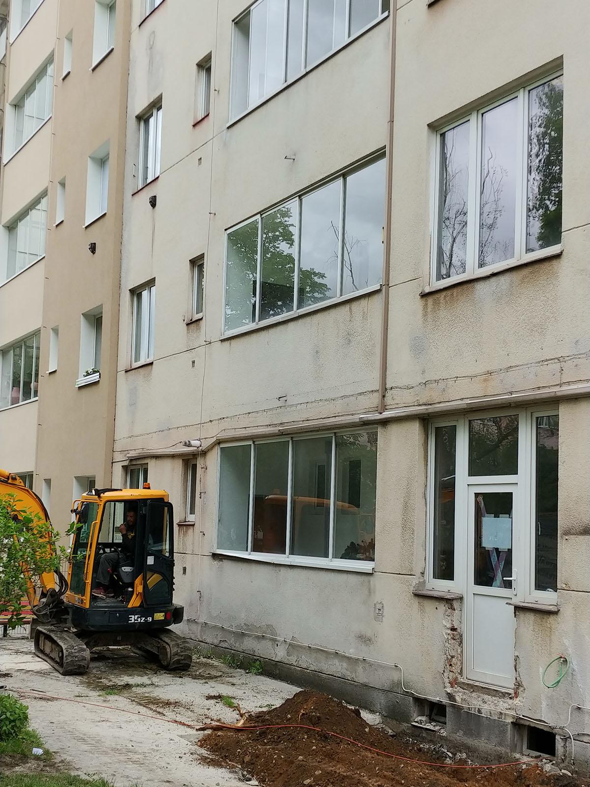 Za Zelenou liškou, Praha 4